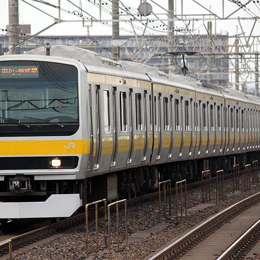 JR総武線/駅別中古マンション価格推移