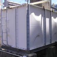 受水槽の管理について