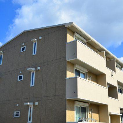新築アパートのメリット・デメリット